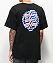 Santa Cruz Original Checkered Logo Black T-Shirt