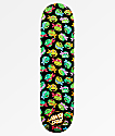 "Santa Cruz x TMNT  Allover Turtle 8.25"" tabla de skate"