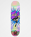 "Santa Cruz x TMNT  Shredder 8.0"" tabla de skate"