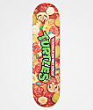 "Santa Cruz x TMNT Pizza Dude Everslick 8.25"" tabla de skate"