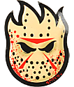 Spitfire Fireball Horror Bighead Sticker