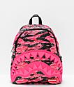 Sprayground Pink Tiger Camo Sharkmouth mini mochila rosa