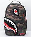 Sprayground Torpedo Shark Camo Backpack