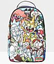 Sprayground x Rick and Morty Crammed mochila
