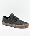 State Elgin zapatos de skate de lienzo & goma en gris