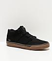 State Mercer zapatos de skate de lienzo negro y goma