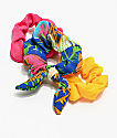 Stone + Locket Tropical Scrunchie 3 Pack