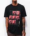 Supra x Baron Biggie Black T-Shirt