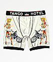 Tango Hotel Pin Up calzoncillos bóxer blancos