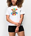 Teddy Fresh Blocks camiseta blanca