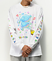 Teddy Fresh x SpongeBob SquarePants Bubbles Long Sleeve T-Shirt
