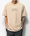 The Hundreds Feelings camiseta arena