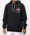 The Hundreds Switchback Black Hoodie