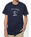 Thrasher Gonz Navy T-Shirt