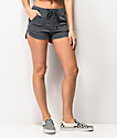 Unionbay Maribeth Grey Shorts