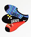 Vans Avenue Canoodle paquete de 3 calcetines invisibles