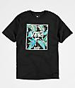 Vans Boys Print Box Black T-Shirt