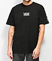 Vans Checkmate III camiseta negra