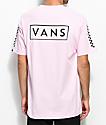 Vans Checkmate camiseta rosa