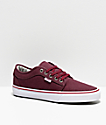 Vans Chukka Low Cork Wine zapatos de skate
