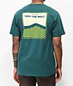 Vans Cottonwood & Trekking camiseta verde