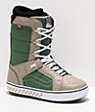 Vans Hi-Standard OG 2020 botas de snowboard verdes