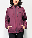 Vans Kastle III Prune Windbreaker Jacket
