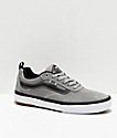 Vans Kyle Walker Pro Covert Drizzle Grey, Black & White Skate Shoes