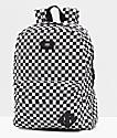 Vans Old Skool II Black & White Checkerboard Backpack