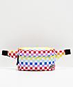 Vans Rainbow Checkerboard Fanny Pack