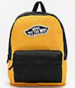 Vans Realm Mango Mojito & Black Backpack