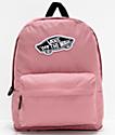 Vans Realm Nostalgia Rose Backpack
