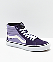 Vans Sk8-Hi Lizzie Armanto Pro Purple Skate Shoes