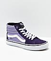 Vans Sk8-Hi Lizzie Armanto Pro zapatos de skate morados