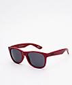 Vans Spicoli 4 Biking Red & Black Sunglasses