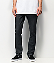 Volcom Vorta Dark Grey Denim Jeans