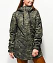 Volcom Winrose Camo 10k Snowboard Jacket