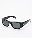 Von Zipper Juvie Black Gloss & Vintage Grey Sunglasses