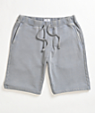 Zine Silas Washed Blue Sweat Shorts