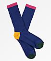 Zine Veil Mazarine calcetines azules