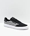 adidas 3MC zapatos negros, grises y blancos