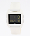 adidas Archive SP1 White Digital Watch