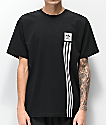 adidas Blackbird Pillar camiseta negra