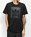 adidas Blackbird camiseta negra