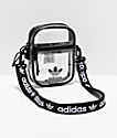 adidas Clear & Black Shoulder Bag