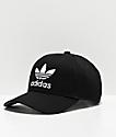 adidas Originals Relaxed gorra negra