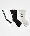 adidas Originals Triple Brand 3 Pack Crew Socks