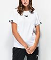 adidas R.Y.V. White T-Shirt