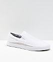 adidas Sabalo Slip-On zapatos en blanco y gris