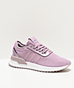 adidas U Path Run X W Purple Shoes